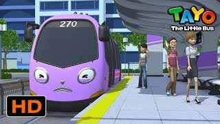 Tayo English Episodes l The new tram friend in town, Trammy l Tayo the Little Bus