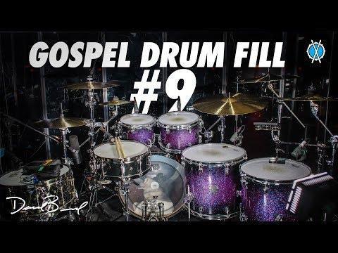 Gospel Drum Fill #9 // Daniel Bernard