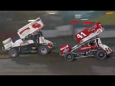 Slide Job Galore at Silver Dollar Speedway - dirt track racing video image