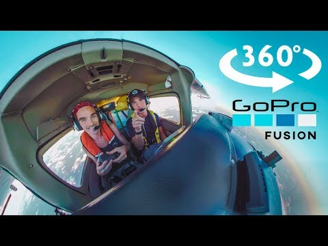 360 COCKPIT EXPERIENCE - GOPRO FUSION 4K