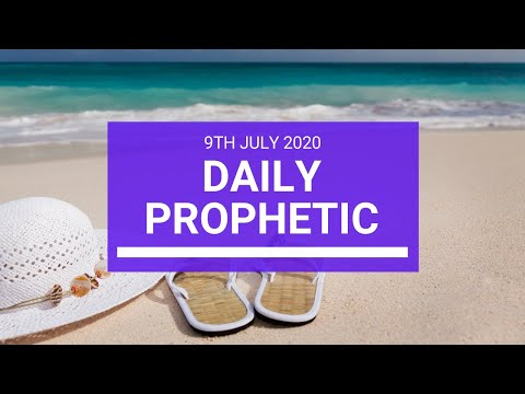 Daily Prophetic 9 July 2020 2 of 10
