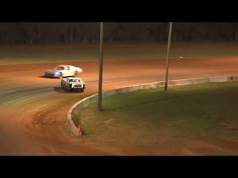06/25/21 IP Builders Road Warriors Feature Race - Oglethorpe Speedway Park - dirt track racing video image