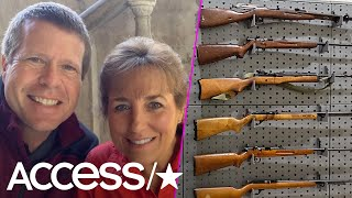 Duggar Family Selling $1.5 Million Home With Massive Gun Room