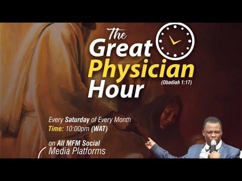 YORUBA GREAT PHYSICIAN HOUR 27TH JUNE 2020 MINISTERING: DR D.K. OLUKOYA