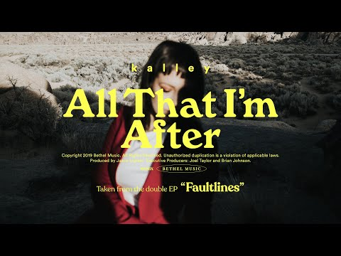 All That I'm After - kalley  Fautlines