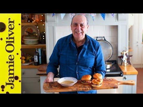 Turkey Burgers | Gennaro Contaldo - UCpSgg_ECBj25s9moCDfSTsA