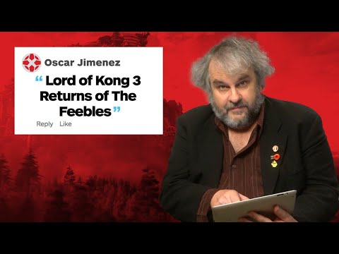 Peter Jackson Responds to IGN Comments - UCKy1dAqELo0zrOtPkf0eTMw