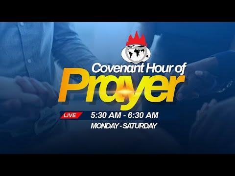 DOMI STREAM: COVENANT HOUR OF PRAYER   22 JULY 2021  FAITH TABERNACLE