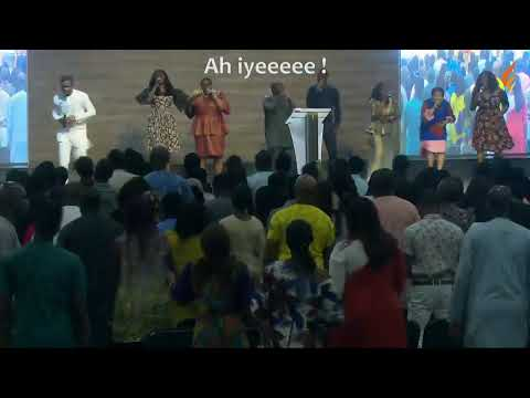 3rd Service at Covenant Christian Centre  010919