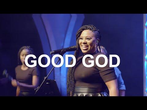 Benita Jones - Good God (Official Live Video)