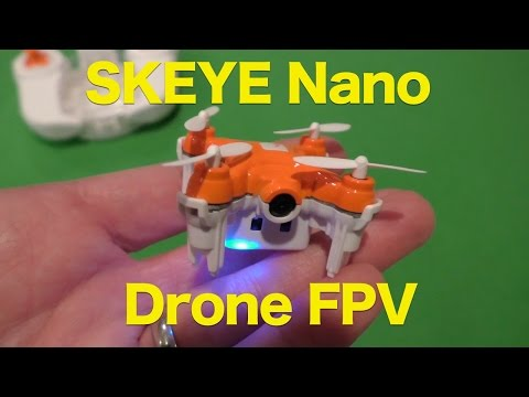 SKEYE Nano 2 FPV Drone Review, World's Smallest Camera Drone - UCG20rXlEUWfFI1p2B5n3akg
