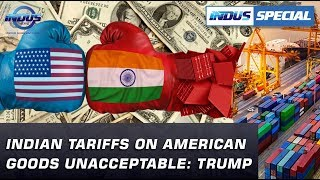 Indus Special with Ejaz Haider | 'Indian Tariffs On US Good Unacceptable' | Ep 170 | Indus News