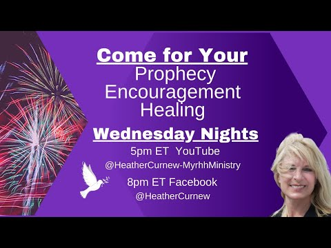 HEALING GLORY SERVICE LIVESTREAM -COME FOR YOUR Healing/Prophecy/Signs & Wonders