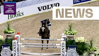 Fully focussed - Guerdat keeps the nerves and takes the title | Longines FEI Jumping World Cup™