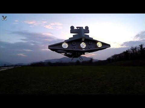 Crave - Imperial Star Destroyer joins growing fleet of 'Star Wars' drones, Ep. 197 - UCpDJl2EmP7Oh90Vylx0dZtA