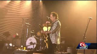 Rolling Stones play in the Superdome