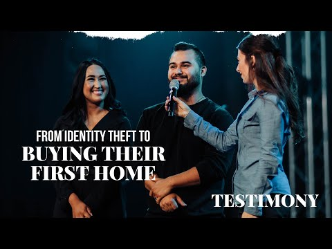 From Stolen Identity to Buying Their First Home // Testimony