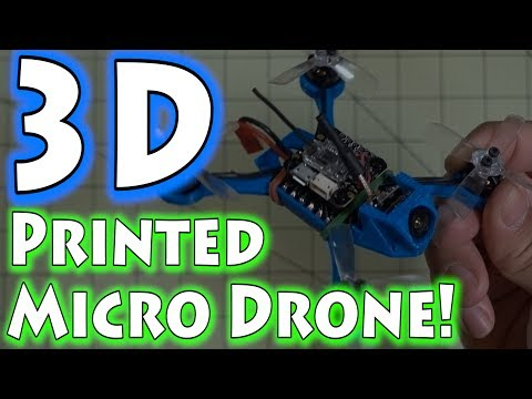 Micro Drones 101 #5 💡 3D Printed Micro Drone 🔥 - UCnJyFn_66GMfAbz1AW9MqbQ