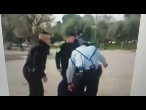 Breaking: Rabbi Glick Arrested / Congressman Jim Jordan (Unconfirmed)Detained On Temple Mount