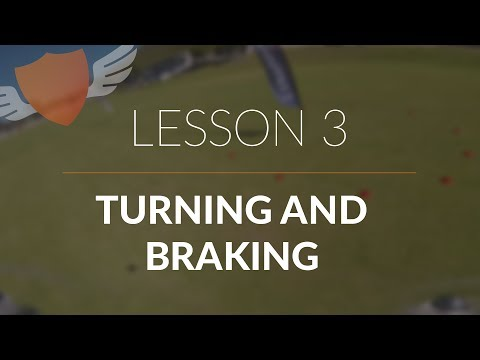 How-to Fly FPV Quadcopter/Drone // Beginner: Lesson 3 // Turning and Braking - UC7Y7CaQfwTZLNv-loRCe4pA