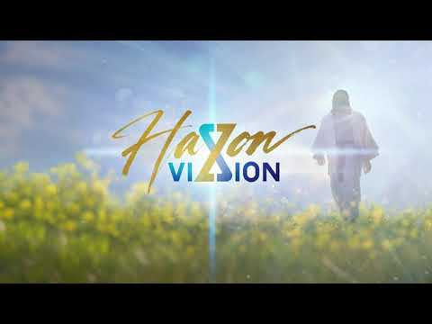 2021: The Year Of Hazon Vision  New Creation Church