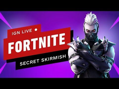 Fortnite Secret Skirmish (Day 1) - IGN Live - UCKy1dAqELo0zrOtPkf0eTMw