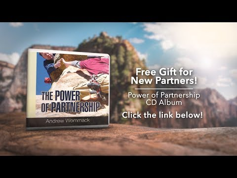 The Power of Partnership / Thank You Partners