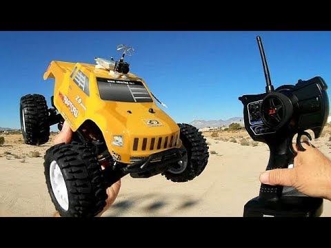 ZD Racing 9053 MT16 Raptors Brushless RC Car Drive Test Review - UCblfuW_4rakIf2h6aqANefA