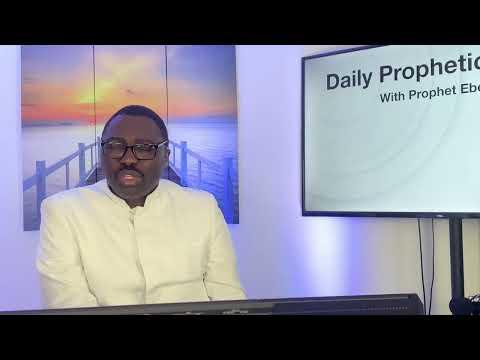 Prophetic Insight September 11, 2021