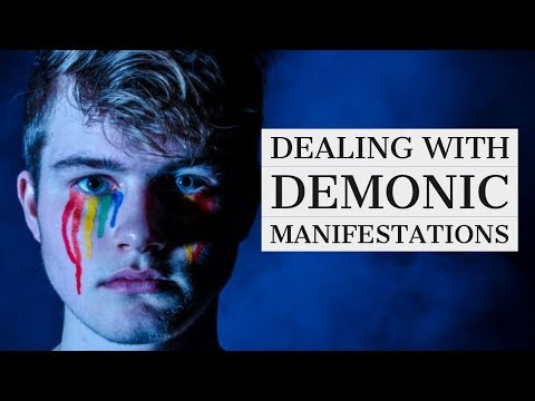 Dealing With Demonic Manifestations  School of Deliverance