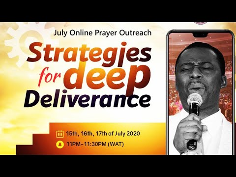 Mid-Month Prayer Rain - Day 3 July 17th 2020