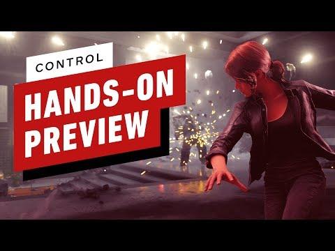 Control Hands-On Preview: It Feels Good to Break Things - UCKy1dAqELo0zrOtPkf0eTMw
