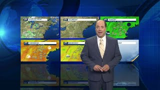 Watch: Warm, comfortable day before changes move in