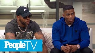 Nelly & Flo Rida On Taylor Swift's Fight For Music Ownership: 'Your Music Is Your Life' | PeopleTV