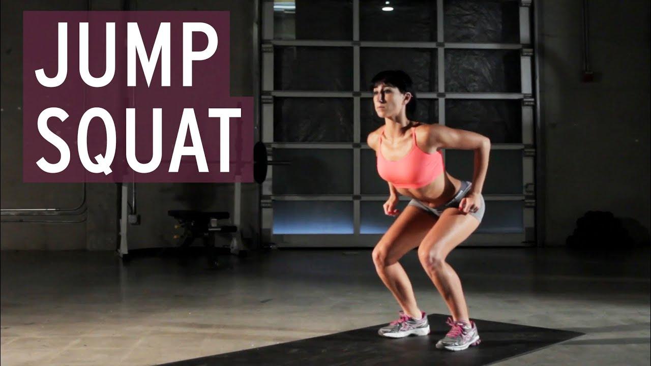 Jump Squat – XFit Daily