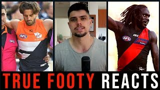 AFL Round 4 (2019) | TRUE FOOTY REACTS