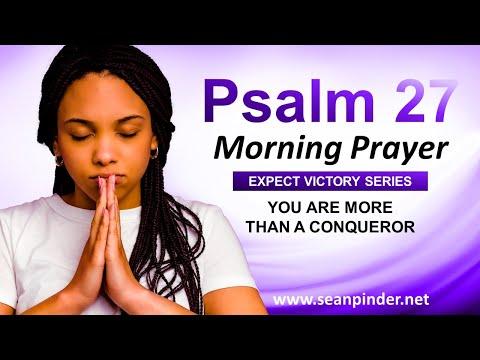 You Are MORE Than a CONQUEROR! - Morning Prayer