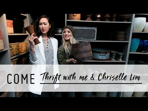 Thrift Store Shopping with Chriselle Lim and Mr. Kate - UCDVPcEbVLQgLZX0Rt6jo34A