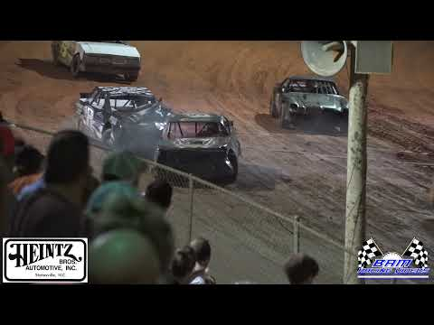 Thunder Bomber Feature - Lancaster Motor Speedway 6/5/21 - dirt track racing video image