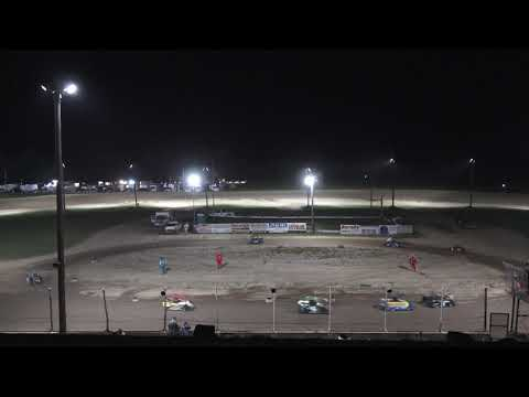 Mini Wedge 6-9 A-Feature at Crystal Motor Speedway, Michigan on 07-03-2021!! - dirt track racing video image