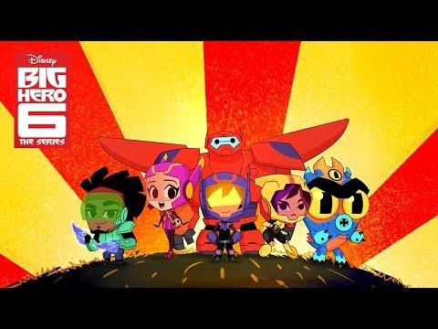 Big Hero 6 The Series: Karmi's Fan Fiction   Comic-Con 2018 Exclusive   Disney Channel - UCw7SNYrYei7F5ttQO3o-rpA