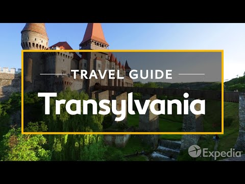 Transylvania Vacation Travel Guide | Expedia | Halloween Special! - UCGaOvAFinZ7BCN_FDmw74fQ