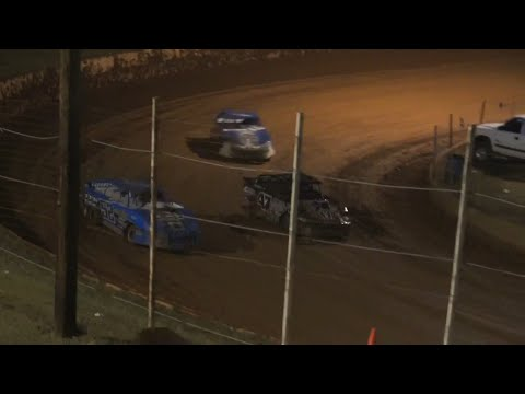 Stock 4a at Winder Barrow Speedway June 5th 2021 - dirt track racing video image