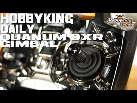 Quanum 9XR 3-Axis Gimbal - HobbyKing Daily - UCkNMDHVq-_6aJEh2uRBbRmw