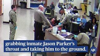 Cobb settles jail lawsuit