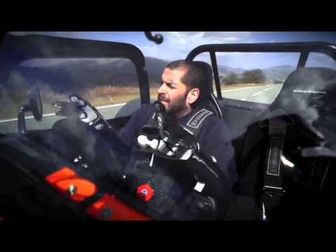 Chris Harris reviews the Caterham Supersport R - UCVPEhEsmmo1mtd6dmUXT6dQ
