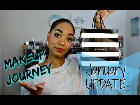 MY MAKEUP JOURNEY ❤ JANUARY UPDATE and WHAT I BOUGHT ❤ - UCPWE8QVTHPLqYaCOuqWNvIw