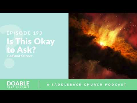 Episode 193: Is This Okay To Ask, Part 5, God and Science