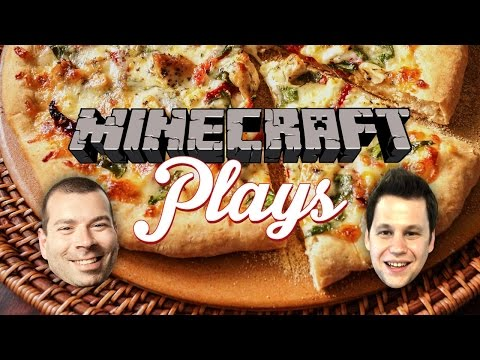 Building a Ginormous Pizza in Minecraft (Pt. 2) - IGN Plays - UCKy1dAqELo0zrOtPkf0eTMw