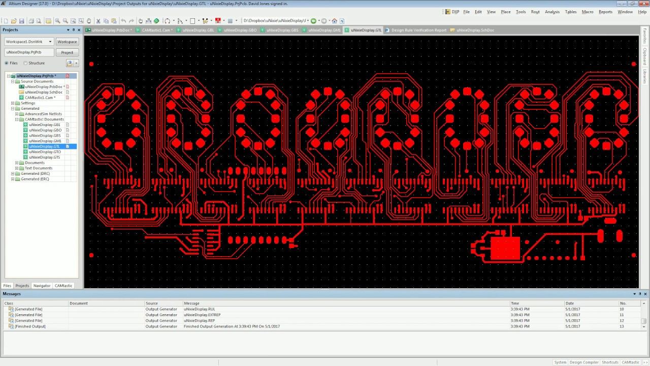 EEVblog #990 - Getting The PCB Manufactured (Nixie PART 5